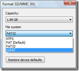 Exfat data recovery blog - Rebuild file allocation table ...