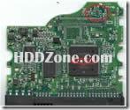 Hard Drive PCB