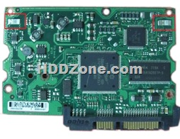 Seagate Barracuda 7200.10 PCB Circuit Board 100435196