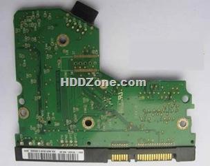 WD 2060-701335-005 PCB