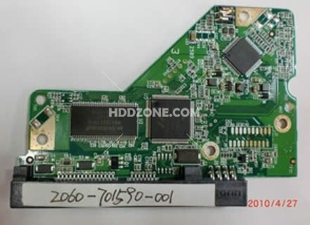 WD 2060-701590-000 PCB