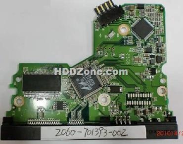 Western Digital  PCB 2060-701393-002