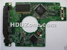 Western Digital 2060-701424-007 REV A PCB