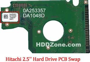 hitachi-2.5-inch-hard-drive-pcb-swap