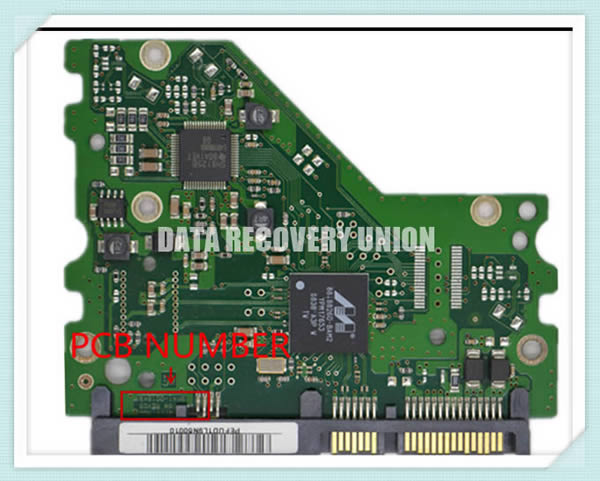 BF41-00184B Samsung HDD Printed Circuit Board (PCB)   Data Recovery Blog