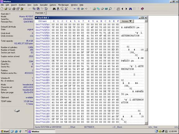 Raid 0 data recovery