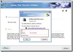 Recovery Raid 5